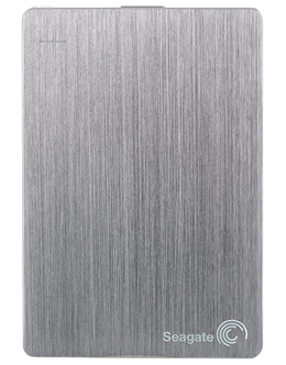 Жесткий диск Seagate Original USB 3.0 2Tb STDR2000201 Backup Plus Slim 2.5 (Цвет: Silver)