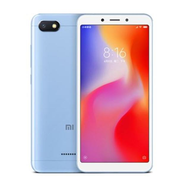 Смартфон Xiaomi Redmi 6A 2/16Gb Global (Цвет: Blue)