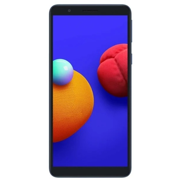 Смартфон Samsung Galaxy A01 Core SM-A013F/DS 16Gb (Цвет: Blue)