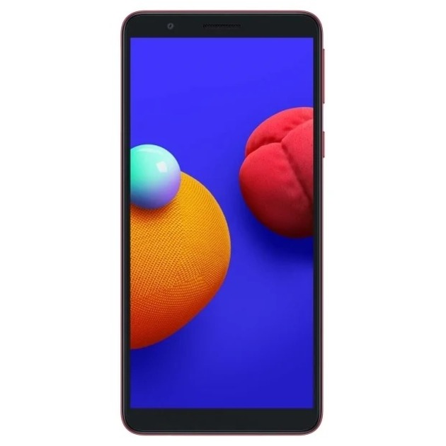 Смартфон Samsung Galaxy A01 Core 16GB (Цвет: Red)
