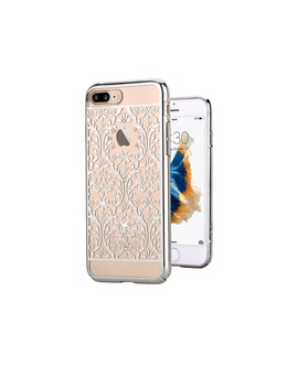 Чехол-накладка Devia Crystal Baroque iPhone 7 Plus/8 Plus (Цвет: Silvery)