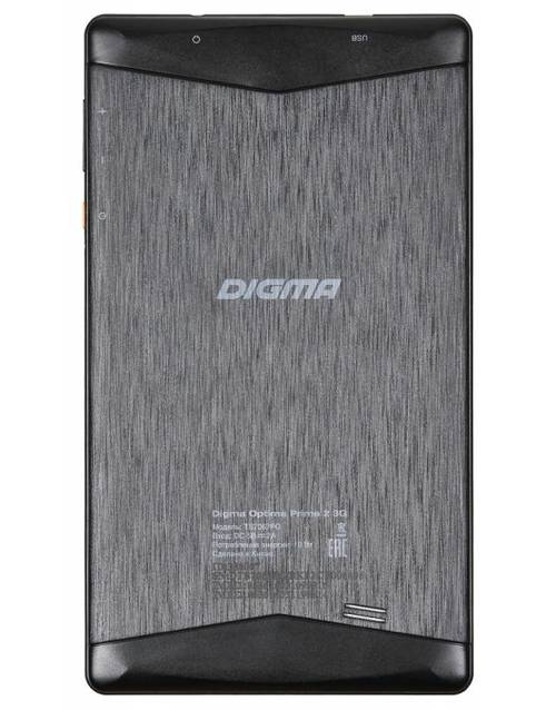 Планшет Digma Optima Prime 2 3G (Цвет: Black)