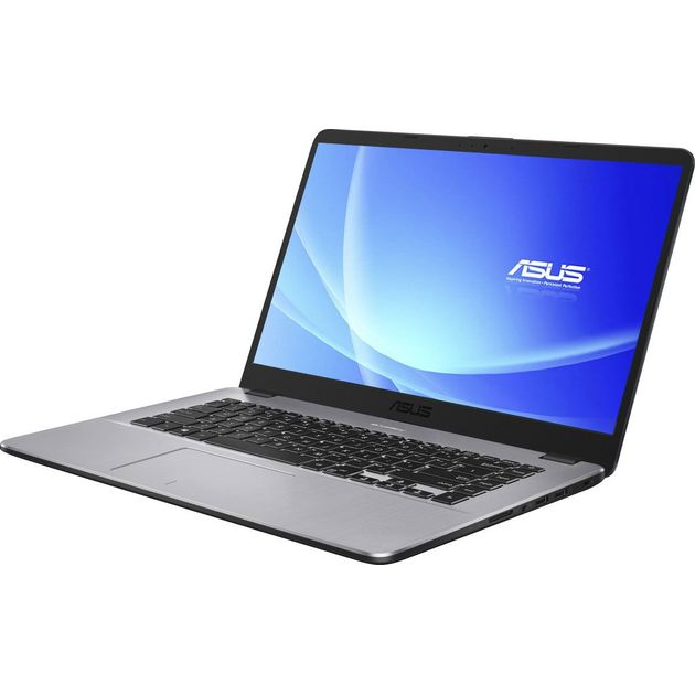 Ноутбук Asus VivoBook X509UJ-EJ030 Core i3 7020U/8Gb/1Tb/nVidia GeForce MX230 2Gb/15.6/FHD (1920x1080)/noOS/grey/WiFi/BT/Cam