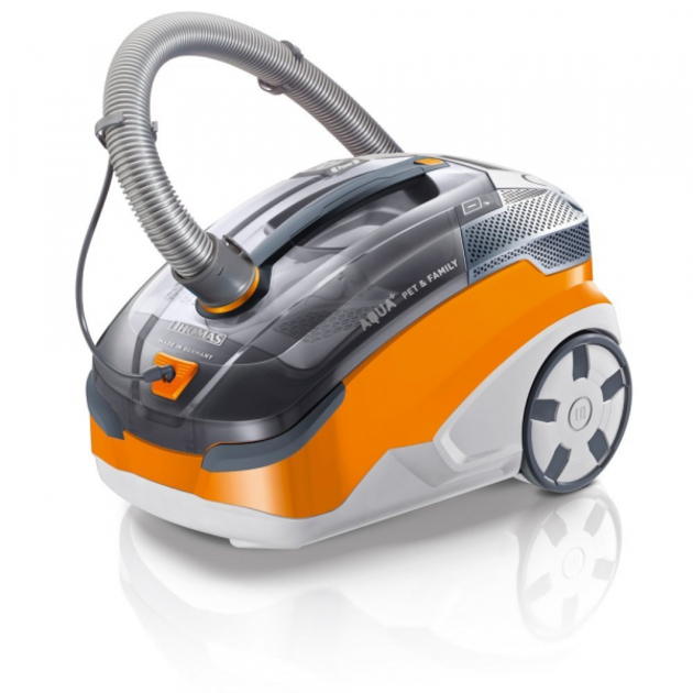 Пылесос Thomas Aqua Pet & Family (Цвет: Orange/Gray)
