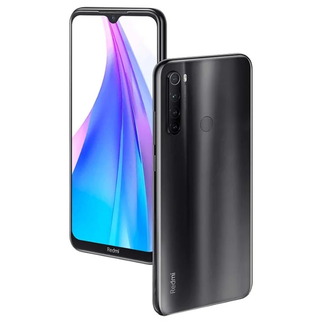 Смартфон Xiaomi Redmi Note 8T 4/64Gb RU (Цвет: Moonshadow Grey)