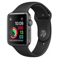 Умные часы Apple Watch Series 1 38mm with Sport Band (Цвет: Space Gray/Black)