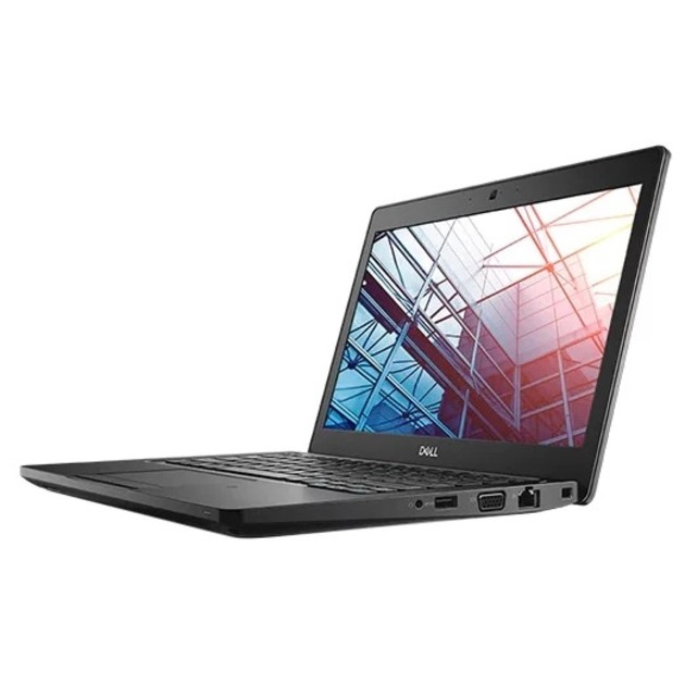 Ноутбук Dell Latitude 5290 Core i5 8250U/8Gb/SSD256Gb/Intel HD Graphics 620/12.5/HD (1366x768)/Linux/black/WiFi/BT/Cam