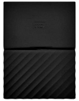 Жесткий диск WD Original USB 3.0 2Tb WDBLHR0020BBK-EEUE My Passport 2.5 (Цвет: Black)
