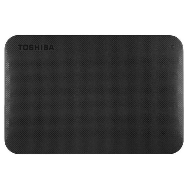 Внешний HDD Toshiba Canvio Ready 1 ТБ (Цвет: Black)