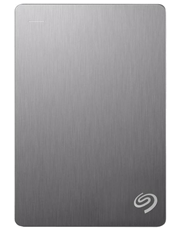 Жесткий диск Seagate Original USB 3.0 4Tb STDR4000900 Backup Plus 2.5 (Цвет: Silver)