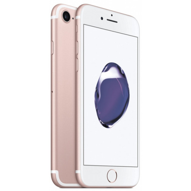 Смартфон Apple iPhone 7 128Gb (Цвет: Rose Gold) EU