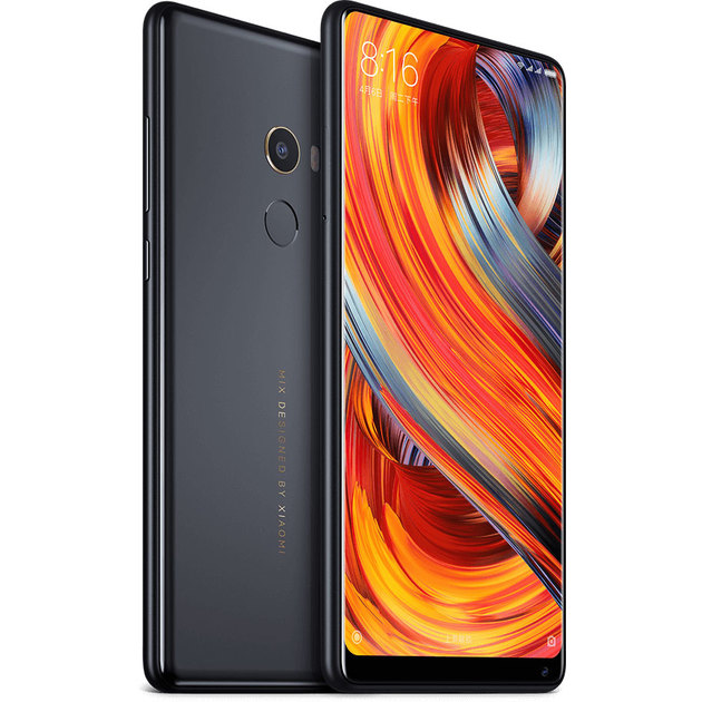 Смартфон Xiaomi Mi Mix 2 6/64Gb Global (Цвет: Black)