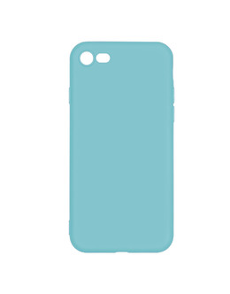 Чехол-накладка Pero Soft Touch для смартфона iPhone 7/8 (Цвет: Turquoise)
