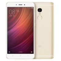 Смартфон Xiaomi Redmi Note 4X 3/32Gb Snapdragon 625 (Цвет: Gold)