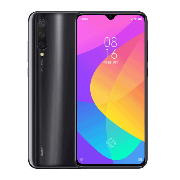 Смартфон Xiaomi Mi 9 Lite 6/64Gb Global (Цвет: Onyx Grey)