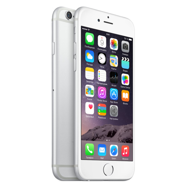 Смартфон Apple iPhone 6 64Gb (Цвет: Silver) EU