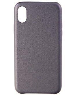 Накладка Devia Nature case iPhone X/XS (Цвет: Black)