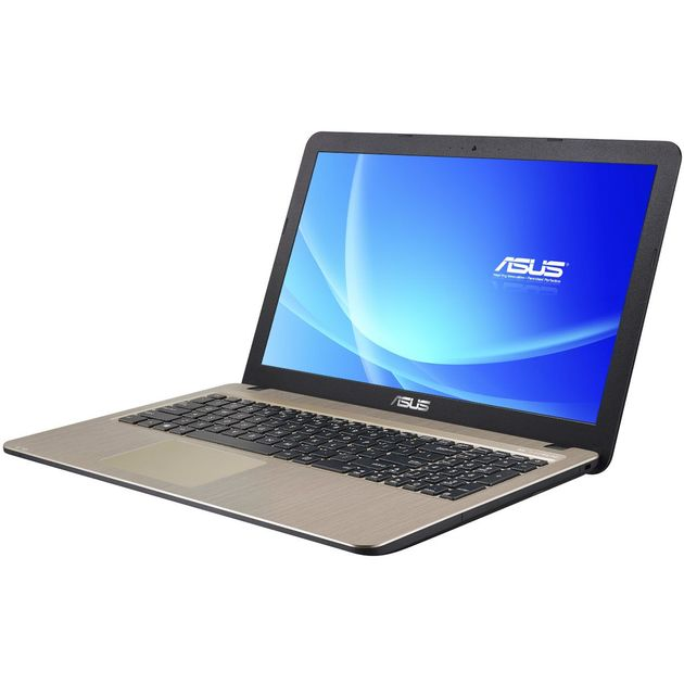 Ноутбук ASUS X543UB-DM1170 15.6(1920x1080 (матовый))/Intel Core i3 7020U(2.3Ghz)/4096Mb/256SSDGb/noDVD/Ext:nVidia GeForce MX110(2048Mb)/Cam/BT/WiFi/war 1y/1.9kg/GREY/DOS