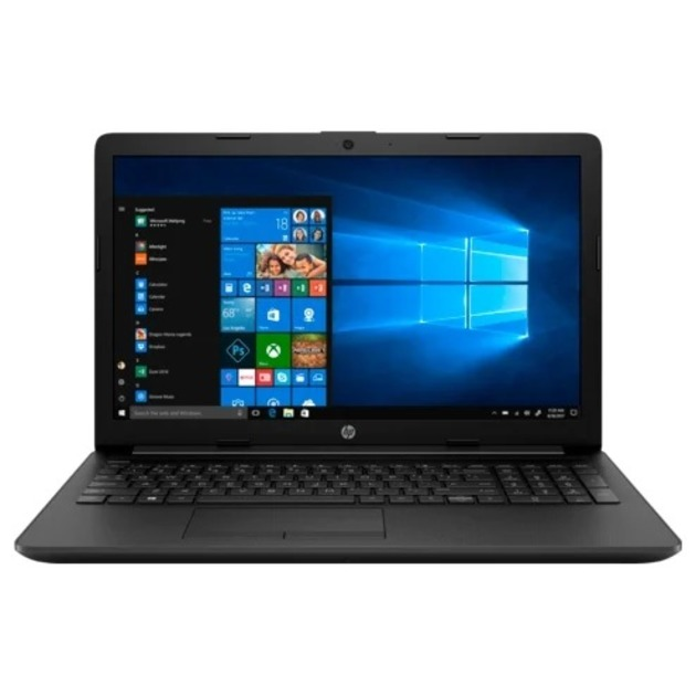 Ноутбук HP 15-db1005ur Athlon 300U/4Gb/1Tb/AMD Radeon Vega 3/15.6/HD (1366x768)/Windows 10/black/WiFi/BT/Cam
