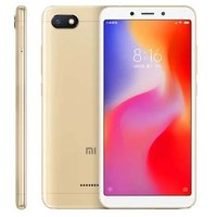 Смартфон Xiaomi Redmi 6A 2/32Gb Global (Цвет: Gold)