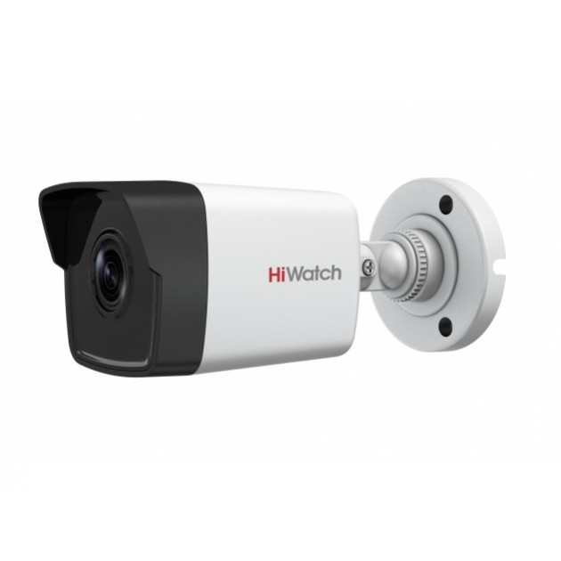 Видеокамера IP Hikvision HiWatch DS-I100 (6-6мм)