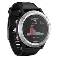 Умные часы Garmin Fenix 3 HR (Цвет: Silver)