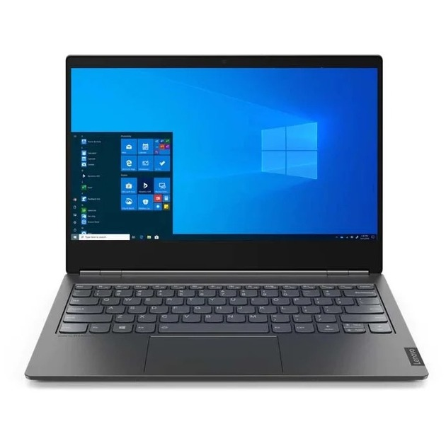 Ноутбук Lenovo Thinkbook Plus Core i5 10210U/8Gb/SSD256Gb/Intel UHD Graphics/13.3/IPS/FHD (1920x1080)/Windows 10 Professional 64/grey/WiFi/BT/Cam