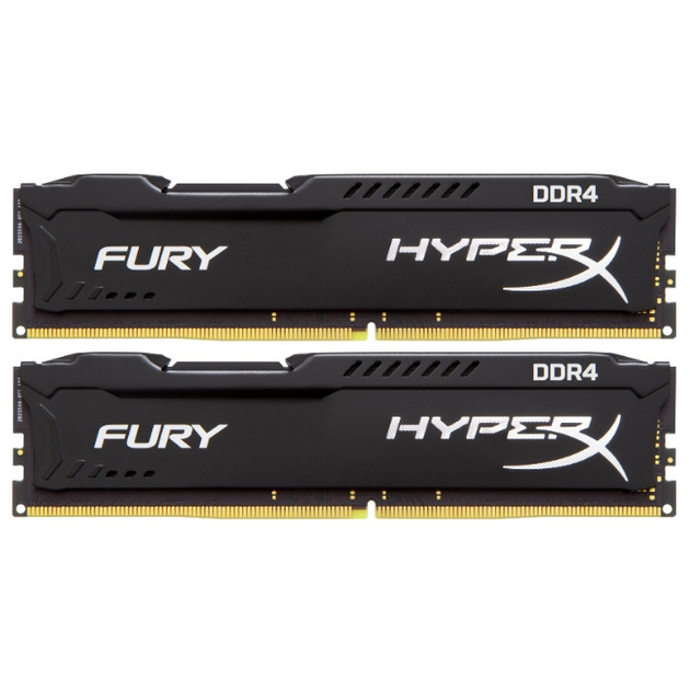 Память DDR4 2x8Gb 2666MHz Kingston HyperX HX426C16FB3K2/16