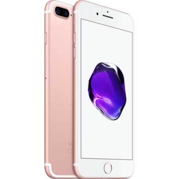 Смартфон Apple iPhone 7 Plus 128Gb (Цвет: Rose Gold) EU