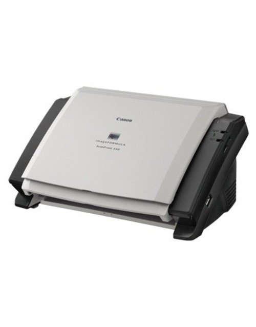 Сканер Canon ScanFront 330 (8683B003) A4 белый