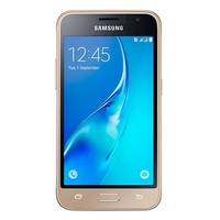 Смартфон Samsung Galaxy J1 (2016) Duos LTE SM-J120F/DS (Цвет: Gold)