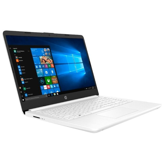Ноутбук HP 14s-dq2007ur Pentium Gold 7505/4Gb/SSD256Gb/Intel UHD Graphics/14/IPS/FHD (1920x1080)/Windows 10/white/WiFi/BT/Cam