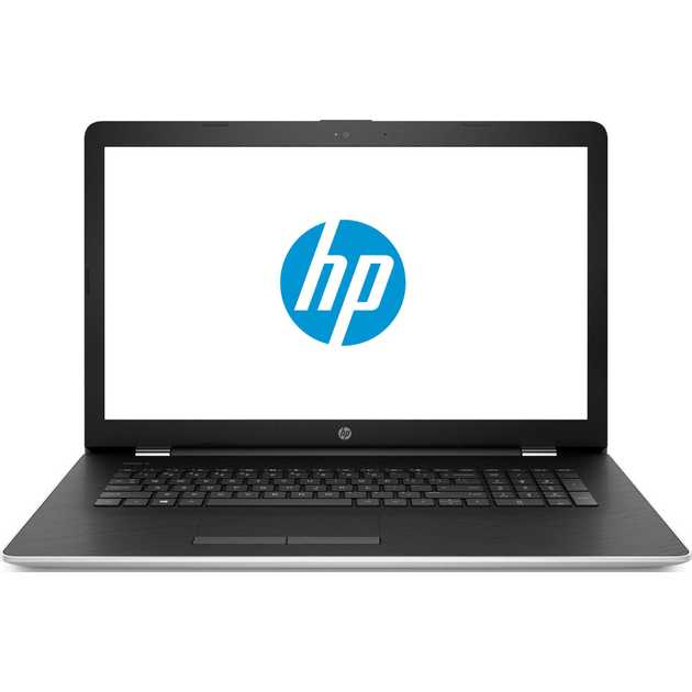 Ноутбук HP17-by0181ur 17.3(1600x900)/Intel Pentium 4417U(Ghz)/4096Mb/500Gb/DVDrw/Int:Intel HD Graphics/Cam/BT/WiFi/41WHr/war 1y/Jet Black Mesh Knit /W10