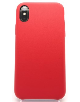 Накладка Devia Nature case iPhone X/XS (Цвет: Red)
