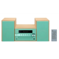 Микросистема Pioneer X-CM56-GR зеленый 30Вт/CD/CDRW/FM/USB/BT