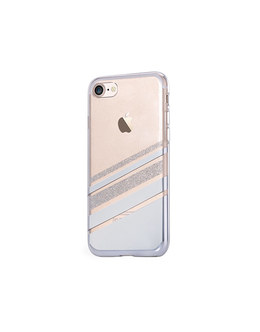 Чехол-накладка Vouni Brilliance Case для смартфона Galaxy iPhone 7/8 (Цвет: Silver)