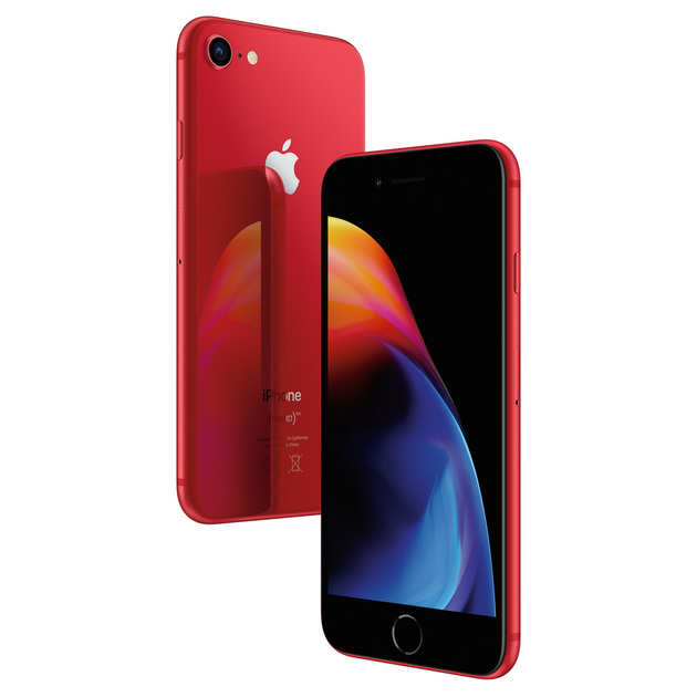 Смартфон Apple iPhone 8 256Gb (Цвет: Red)