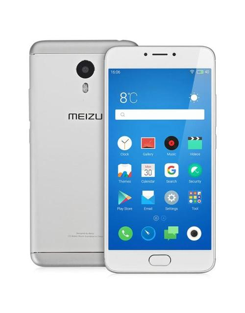 Смартфон Meizu M3 Note 32Gb (Цвет: Silver)