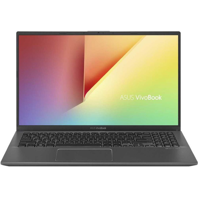 Ноутбук Asus VivoBook X512DK-BQ070T Ryzen 3 2200U/4Gb/SSD256Gb/AMD Radeon R540X 2Gb/15.6/FHD (1920x1080)/Windows 10/grey/WiFi/BT/Cam