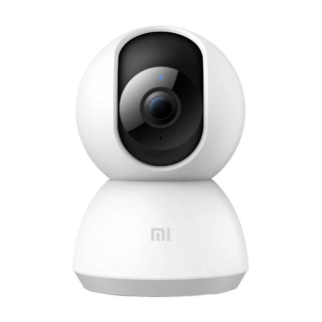 Видеокамера IP Xiaomi Mi Home Security Camera 360° 1080p (Цвет: White)