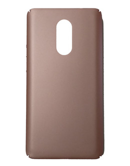Чехол-накладка Fashion Case unipha для смартфона Xiaomi Redmi Note 4X (Цвет: Rose Gold)