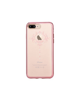 Чехол-накладка Devia Crystal Iris Soft Case для смартфона iPhone 7 Plus/8 Plus (Цвет: Rose Gold)