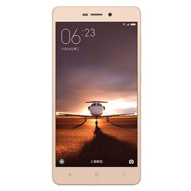 Смартфон Xiaomi Redmi 3 16Gb (Цвет: Gold)
