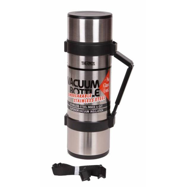 Термос Thermos NCB-12B Rocket Bottle (835666) 1.2л. серебристый
