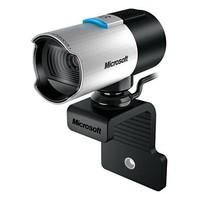 Камера Web Microsoft LifeCam Studio (Цвет: Silver)