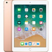 Планшет Apple iPad (2018) 128Gb Wi-Fi + Cellular MRM22RU/A (Цвет: Gold)