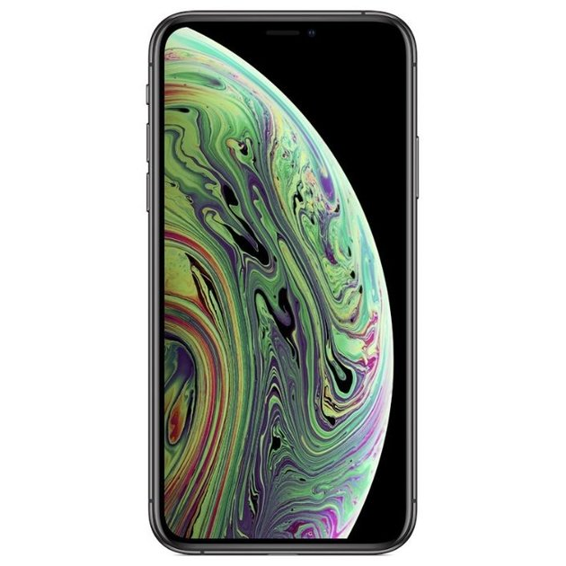 Смартфон Apple iPhone Xs Max 64Gb MT502RU/A (Цвет: Space Gray)