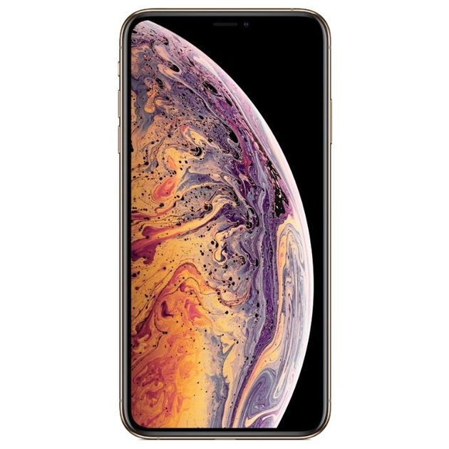 Смартфон Apple iPhone Xs Max 64Gb MT522RU/A (Цвет: Gold)