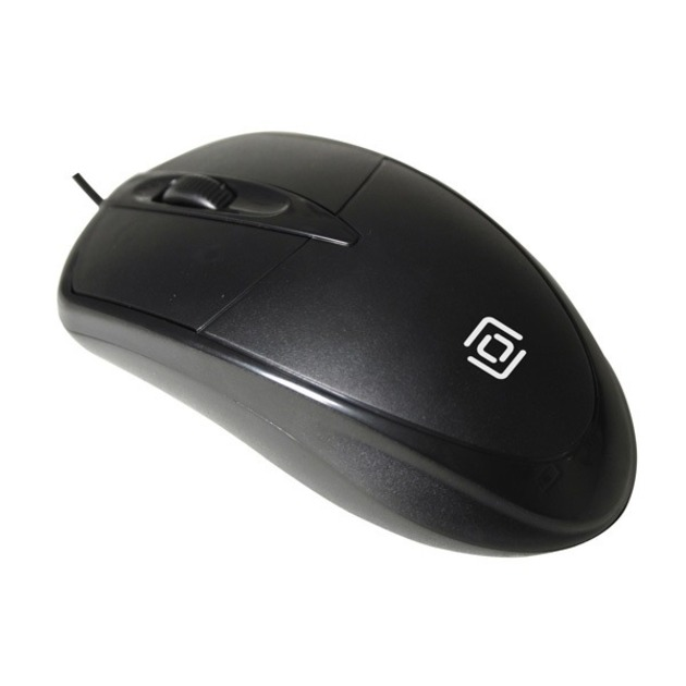 Мышь Oklick 125M Optical Mouse USB (Цвет: Black)