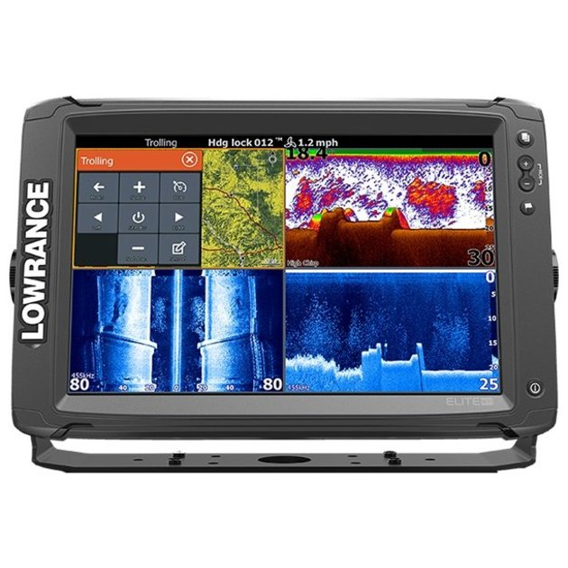 Эхолот Lowrance Elite-12 Ti TotalScan